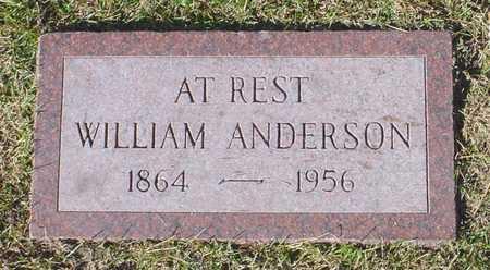 ANDERSON, WILLIAM - Polk County, Iowa   WILLIAM ANDERSON