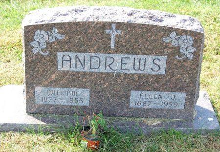 ANDREWS, WILLIAM - Polk County, Iowa   WILLIAM ANDREWS