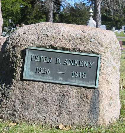 ANKENY, PETER DEWALT - Polk County, Iowa | PETER DEWALT ANKENY