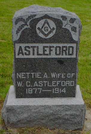 ASTLEFORD, NETTIE J. - Polk County, Iowa | NETTIE J. ASTLEFORD