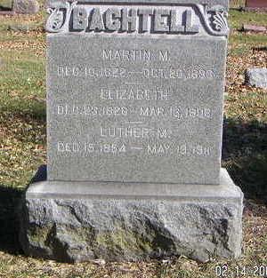 BACHTELL, ELIZABETH - Polk County, Iowa | ELIZABETH BACHTELL