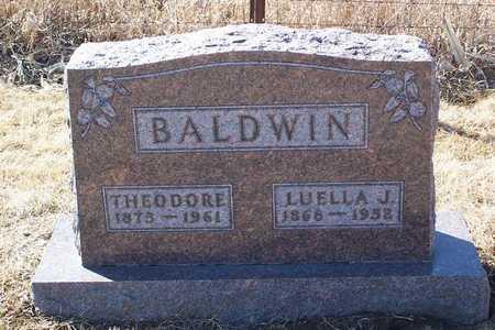 BALDWIN, THEODORE - Polk County, Iowa | THEODORE BALDWIN