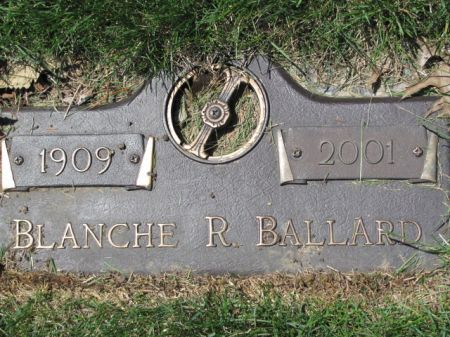 BALLARD, BLANCHE  R. - Polk County, Iowa | BLANCHE  R. BALLARD