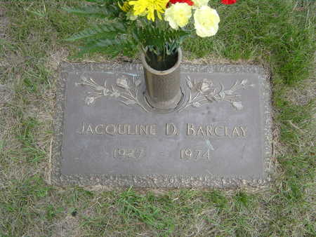 BARCLAY, JACQULINE - Polk County, Iowa | JACQULINE BARCLAY