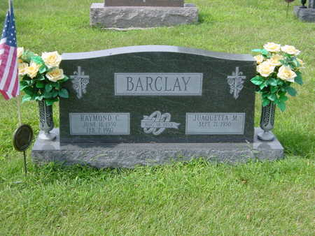 BARCLAY, RAYMOND - Polk County, Iowa | RAYMOND BARCLAY