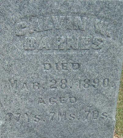 BARNES, CALVIN - Polk County, Iowa | CALVIN BARNES