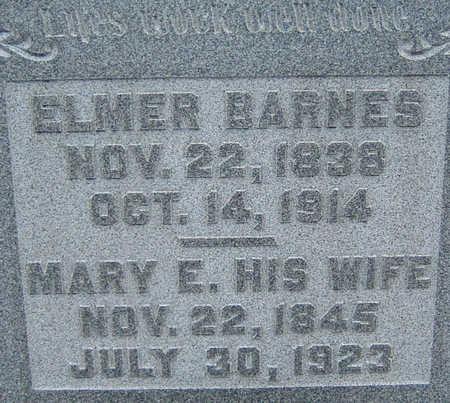 BARNES, MARY - Polk County, Iowa | MARY BARNES