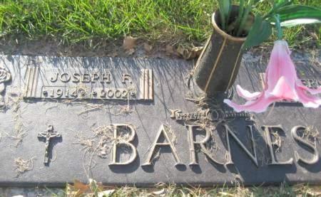 BARNES, JOSEPH F - Polk County, Iowa | JOSEPH F BARNES