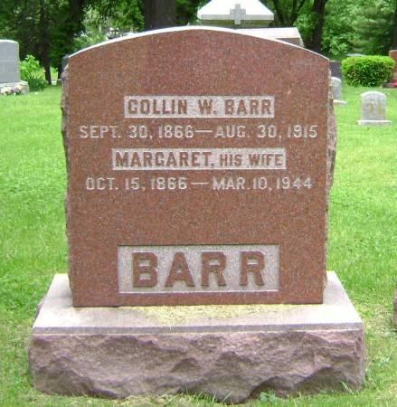 BARR, MARGARET - Polk County, Iowa | MARGARET BARR