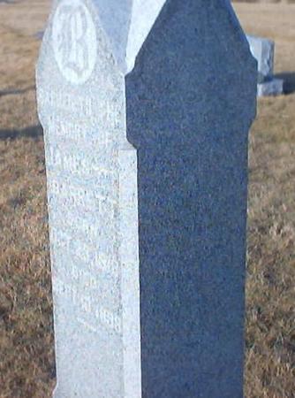 BARRETT, JAMES - Polk County, Iowa | JAMES BARRETT