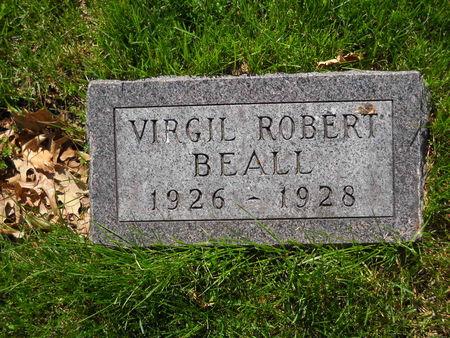 BEALL, VIRGIL ROBERT - Polk County, Iowa | VIRGIL ROBERT BEALL