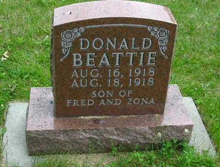 BEATTIE, DONALD - Polk County, Iowa | DONALD BEATTIE