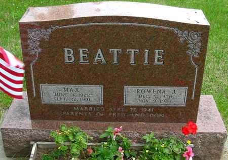 BEATTIE, ROWENA J. - Polk County, Iowa | ROWENA J. BEATTIE