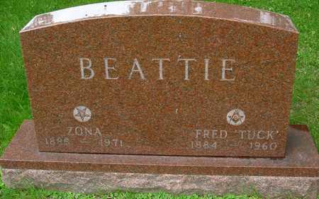 BEATTIE, ZONA - Polk County, Iowa | ZONA BEATTIE