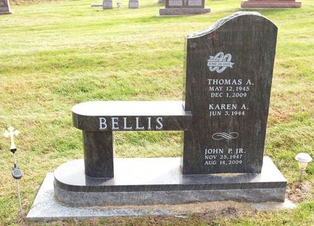 BELLIS, THOMAS A. - Polk County, Iowa   THOMAS A. BELLIS
