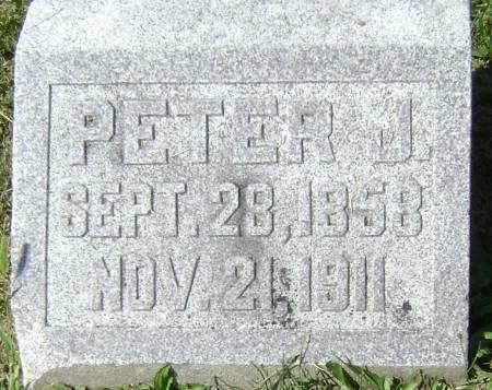 BENNETT, PETER J - Polk County, Iowa | PETER J BENNETT