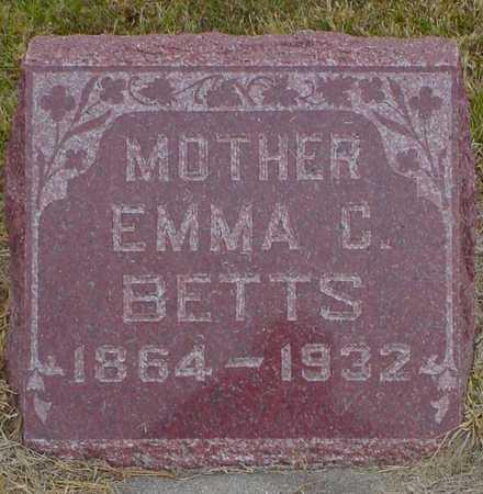 BETTS, EMMA C. - Polk County, Iowa | EMMA C. BETTS
