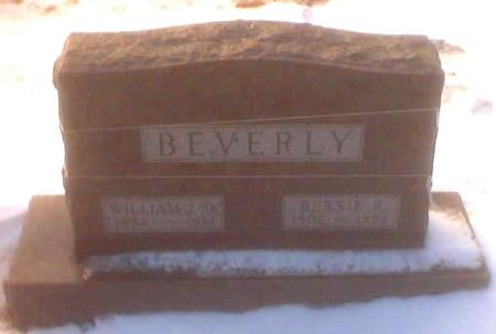 BEVERLY, BESSIE R. - Polk County, Iowa | BESSIE R. BEVERLY