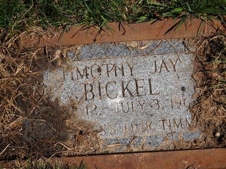 BICKEL, TIMOTHY JAY - Polk County, Iowa   TIMOTHY JAY BICKEL