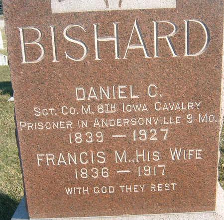 BISHARD, FRANCES - Polk County, Iowa | FRANCES BISHARD