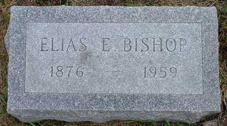 BISHOP, ELIAS E. - Polk County, Iowa | ELIAS E. BISHOP