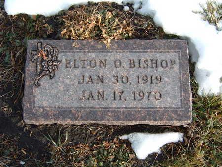 BISHOP, ELTON O. - Polk County, Iowa   ELTON O. BISHOP