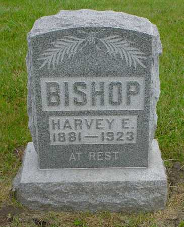 BISHOP, HARVEY E. - Polk County, Iowa | HARVEY E. BISHOP