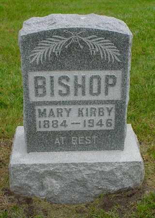 KIRBY BISHOP, MARY - Polk County, Iowa | MARY KIRBY BISHOP