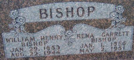 BISHOP, RENA - Polk County, Iowa | RENA BISHOP