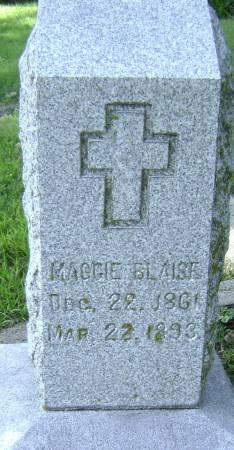 BLAISE, MAGGIE - Polk County, Iowa | MAGGIE BLAISE