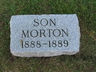 BLUE, MORTON - Polk County, Iowa | MORTON BLUE