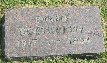 BOATWRIGHT, BONNIE - Polk County, Iowa | BONNIE BOATWRIGHT
