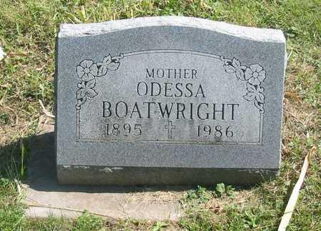 BOATWRIGHT, ODESSA - Polk County, Iowa | ODESSA BOATWRIGHT
