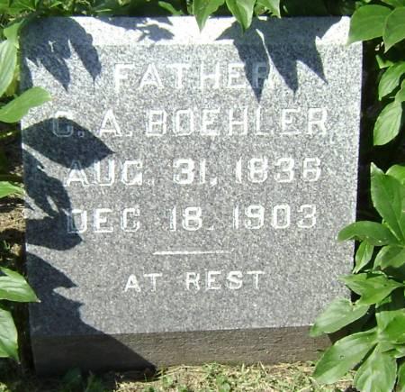 BOEHLER, C.A. - Polk County, Iowa | C.A. BOEHLER