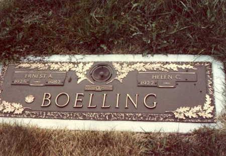 BOELLING, ERNEST - Polk County, Iowa | ERNEST BOELLING
