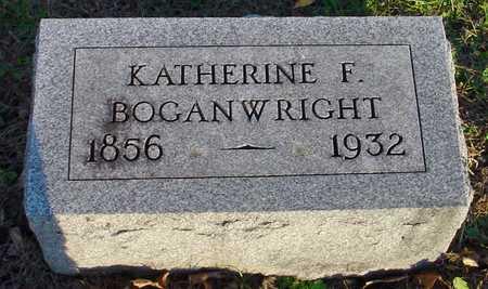BOGANWRIGHT, KATHERINE F. - Polk County, Iowa | KATHERINE F. BOGANWRIGHT