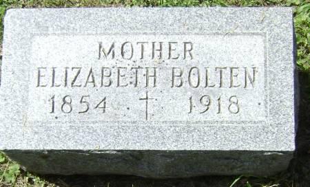 BOLTEN, ELIZABETH - Polk County, Iowa | ELIZABETH BOLTEN