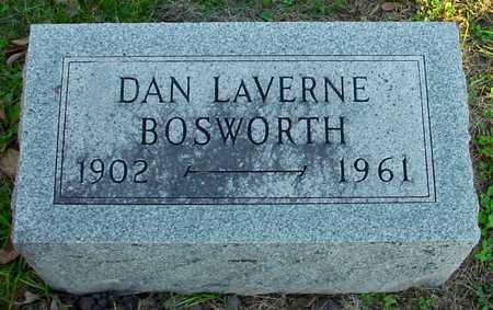 BOSWORTH, DAN LAVERNE - Polk County, Iowa | DAN LAVERNE BOSWORTH