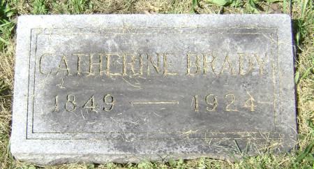 BRADY, CATHERINE - Polk County, Iowa | CATHERINE BRADY