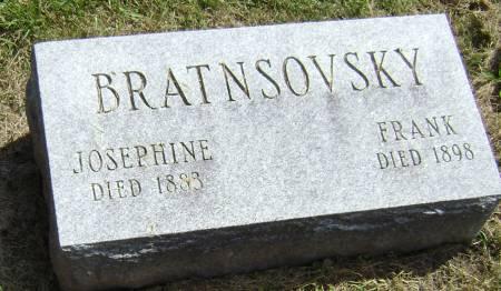BRATNSOVSKY, FRANK - Polk County, Iowa | FRANK BRATNSOVSKY