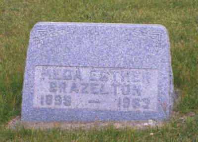 BRAZELTON, MEDA ESTHER - Polk County, Iowa | MEDA ESTHER BRAZELTON