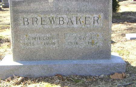 BREWBAKER, J. MILTON - Polk County, Iowa | J. MILTON BREWBAKER