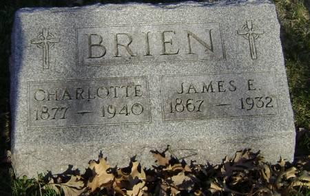 BRIEN, JAMES E - Polk County, Iowa | JAMES E BRIEN