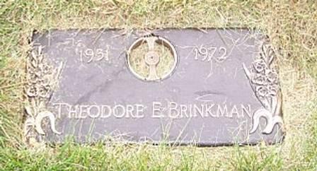 BRINKMAN, THEODORE E. - Polk County, Iowa | THEODORE E. BRINKMAN