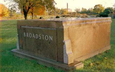 BROADSTON, FAMILY - Polk County, Iowa | FAMILY BROADSTON