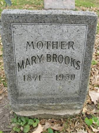 BROOKS, MARY - Polk County, Iowa | MARY BROOKS