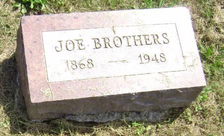 BROTHERS, JOE - Polk County, Iowa | JOE BROTHERS