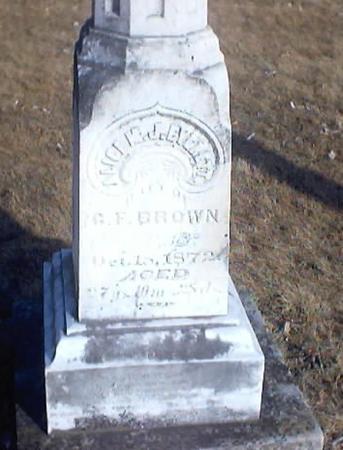 BROWN, ALICE - Polk County, Iowa | ALICE BROWN