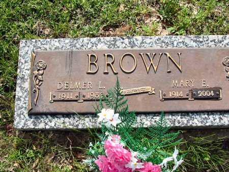 BROWN, DELMER L. - Polk County, Iowa | DELMER L. BROWN