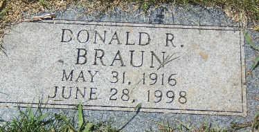 BRUAN, DONALD - Polk County, Iowa | DONALD BRUAN
